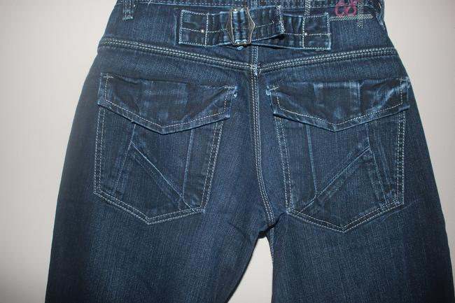 Urban Outfitters Utility Denim Mens Relaxed Fit Jeans-Coated Image 2