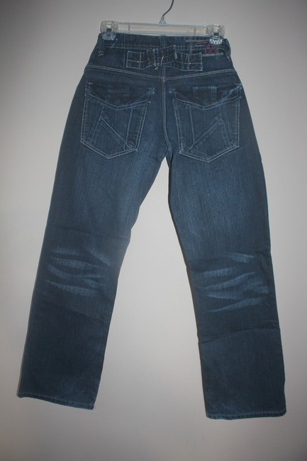 Urban Outfitters Utility Denim Mens Relaxed Fit Jeans-Coated Image 7