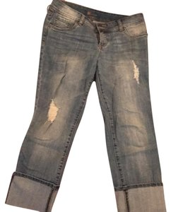 KUT from the Kloth Cargo Jeans-Distressed