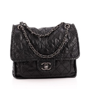 Chanel Calfskin Cross Body Bag