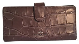 Coach NWT CROCC EMBOSSED