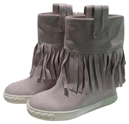 casadei new fringe suede leather boots on sale 60 off boots booties on sale. Black Bedroom Furniture Sets. Home Design Ideas