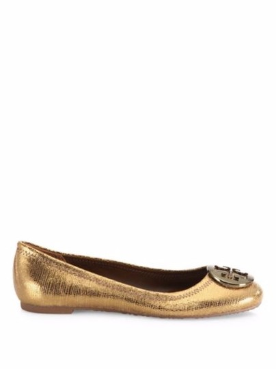 Tory Burch copper Flats