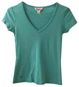 Lilly Pulitzer T Shirt Teal green