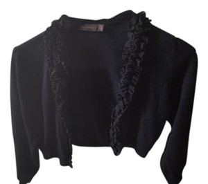The Limited Ruffle Evening Cardigan