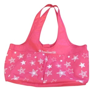 American Girl Washable Durable Pink Travel Bag