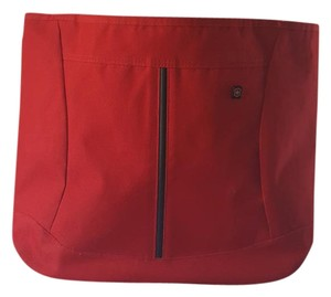Victorinox Tote in Red