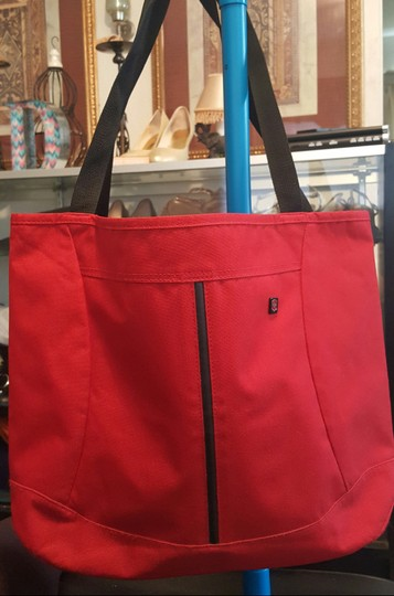Victorinox Tote in Red Image 1