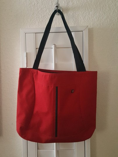 Victorinox Tote in Red Image 2