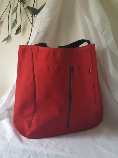 Victorinox Tote in Red Image 6