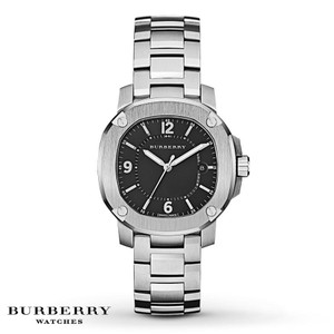 Burberry $1800 NEW BURBERRY THE BRITAIN AUTOMATIC WATCH BBY1602