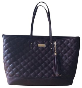 BCBG Paris Tote in purple (wine colored)