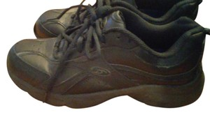 Dr. Scholl's black Athletic