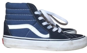 Vans Navy Blue and Blue Athletic