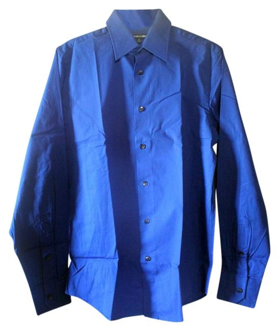 Preload https://img-static.tradesy.com/item/20301905/express-royal-blue-1mx-button-down-top-size-6-s-0-1-650-650.jpg
