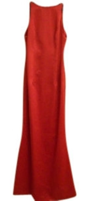 Preload https://item3.tradesy.com/images/after-six-red-91947-long-formal-dress-size-4-s-20302-0-0.jpg?width=400&height=650