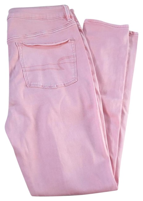Preload https://img-static.tradesy.com/item/20302056/american-eagle-outfitters-light-pink-knit-jeggings-size-34-12-l-0-2-650-650.jpg