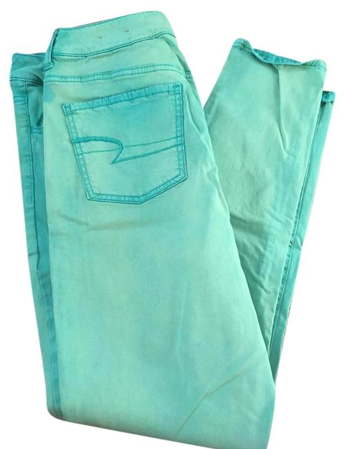 Preload https://img-static.tradesy.com/item/20302064/american-eagle-outfitters-green-acid-knit-jeggings-size-34-12-l-0-2-650-650.jpg