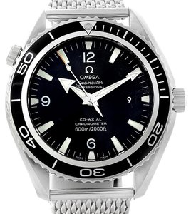 Omega Omega Seamaster Planet Ocean XL Mens Watch 2200.53.00 Papers