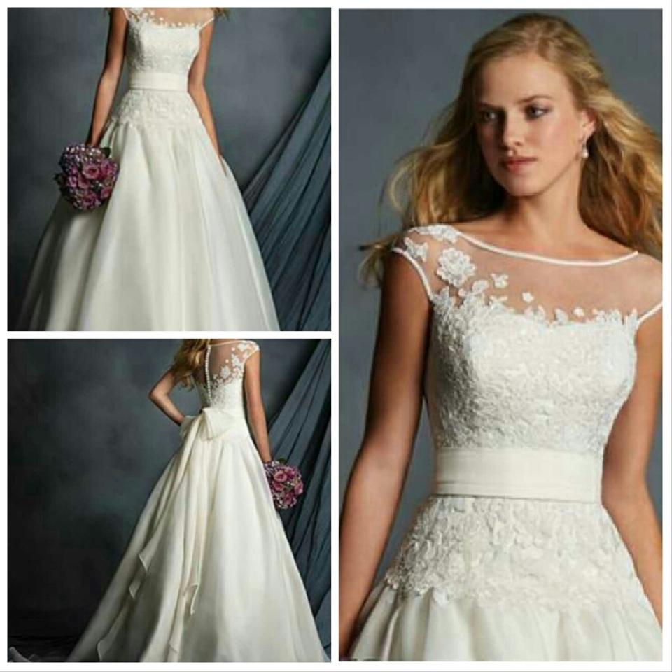 Alfred Angelo Style 2518 Wedding Dress On Sale, 66% Off