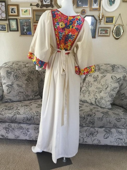 Maxi Dress by Other Vintage Vintage Hippie Image 1