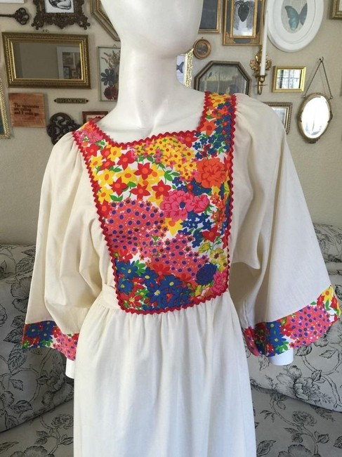 Maxi Dress by Other Vintage Vintage Hippie Image 3