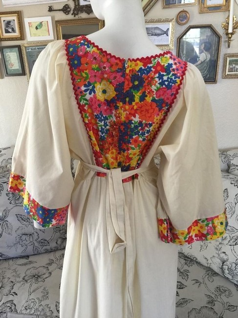 Maxi Dress by Other Vintage Vintage Hippie Image 4