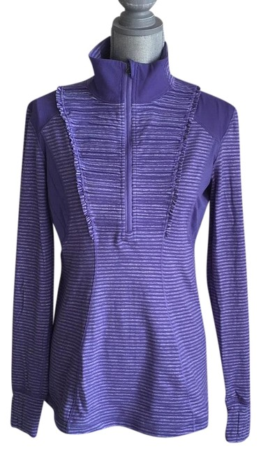 Preload https://img-static.tradesy.com/item/20302397/lululemon-run-your-heart-out-12-zip-activewear-top-size-10-m-0-1-650-650.jpg