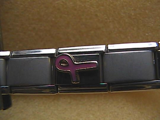 Pagoda Pagoda Stretch Support Breast Cancer Bracelet Image 7