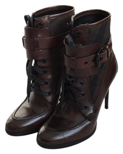 Burberry Bark Boots