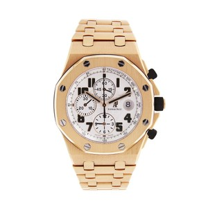 Audemars Piguet Audemars Piguet Royal Oak Offshore Rose Gold Chronograph Watch