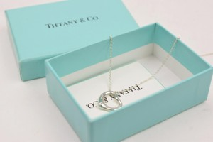 Tiffany & Co. Tiffany & Co. Pendant Necklace Open Heart Silver 925 Peretti 10283
