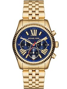Michael Kors Michael Kors Women's MK6206 'Lexington' Chronograph Gold-Tone Stainles