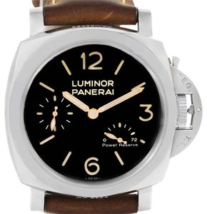 Panerai Panerai Luminor 1950 Acciaio 47mm 3 Days Power Reserve Watch PAM00423