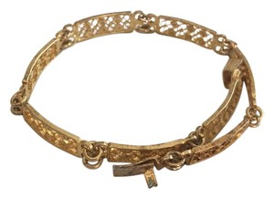 Other Gold plated Vermeil sterling silver filigree bracelet