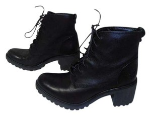 Timberland Lace Up Ankle Chunky 2 1/2