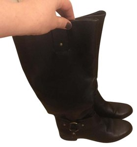 Nine West Knee High Boot Black Boots
