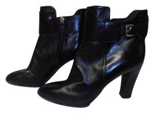 Tod's Leather Designer Ankle Boot black Boots