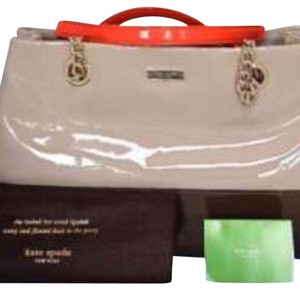 Kate Spade Tote in Nude/Brown