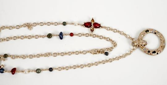 Chanel Long Gold Necklace Image 3