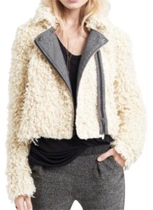Free People Fur Coat