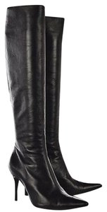 Dolce&Gabbana Knee High Dolce & Gabanna Black Boots
