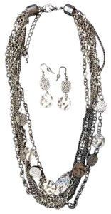 Earring and Necklace Set Earring and Necklace Set