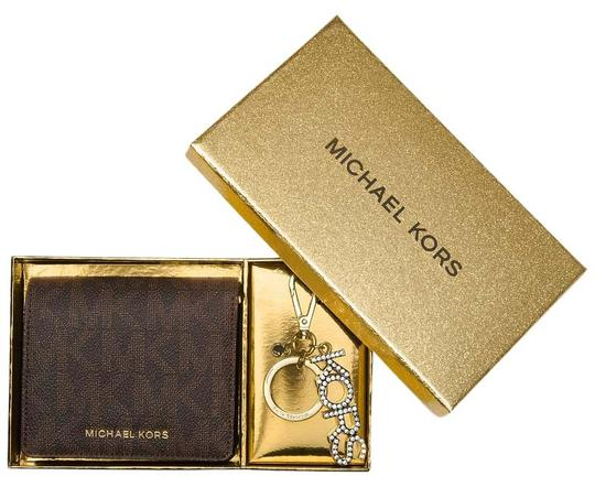 Michael Kors Michael Kors carryall coin wallet key chain gift set Image 1