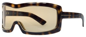 Tom Ford Tom Ford Havana Full Rim Single Lens/Mask Sunglasses