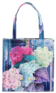 Ted Baker Floral Print Light Tote in Multi