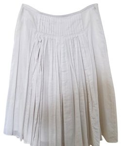 J.Crew Skirt off white