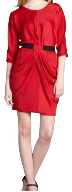 Preload https://img-static.tradesy.com/item/20304576/bcbgmaxazria-red-party-above-knee-night-out-dress-size-4-s-0-1-650-650.jpg
