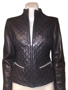 Context Leather Jacket