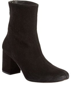 Free People Current Cecile Block Black Boots